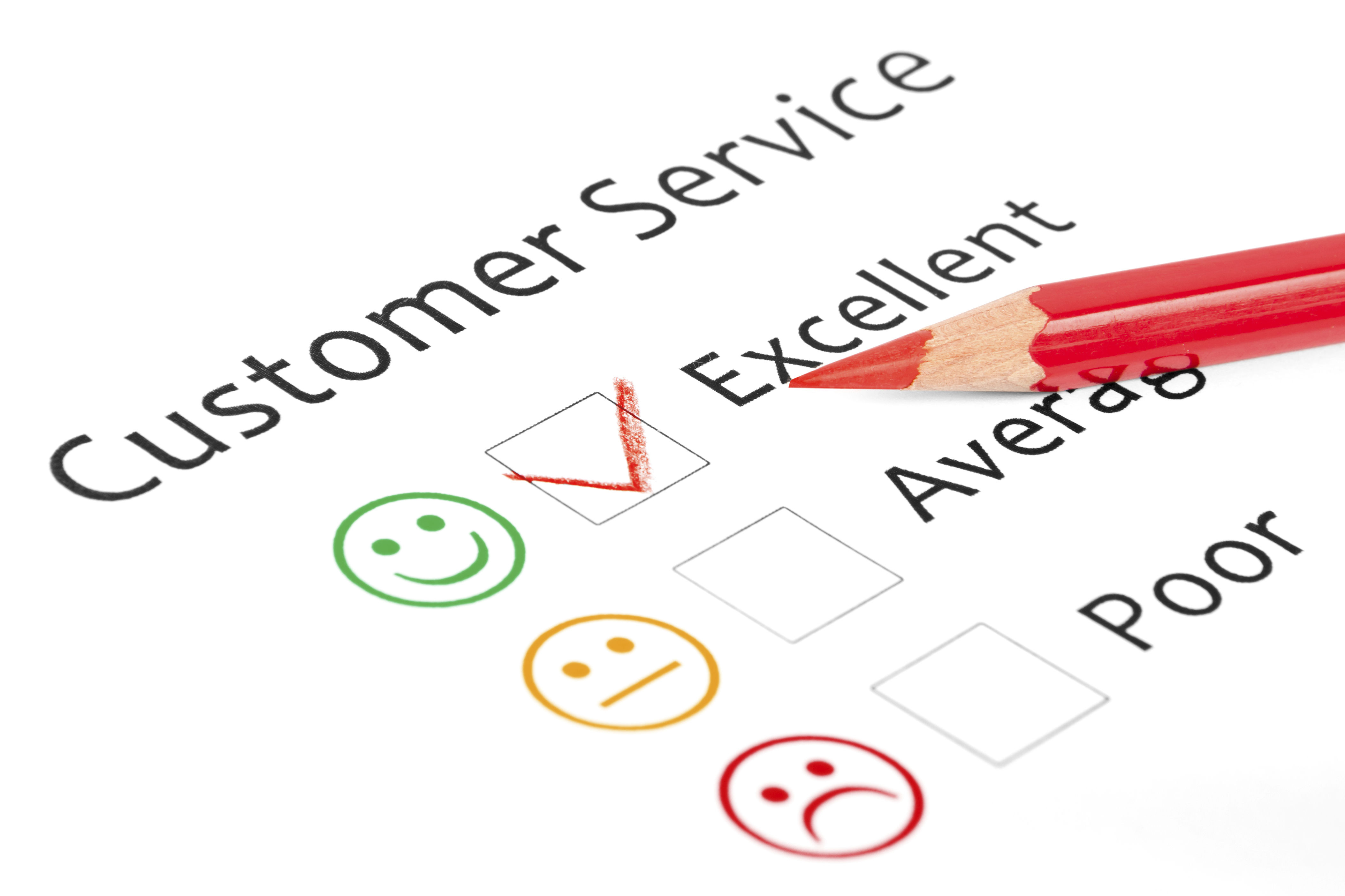 is good customer service all it takes